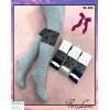 PC1201. Детские хлопковые колготки с люрексом, для девочек, Pier Lone.