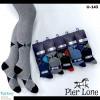 PC1289 Детские хлопковые колготки с вышивкой для мальчиков  Pier Lone