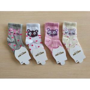 KS1166. Детские хлопковые носки, Bembi.