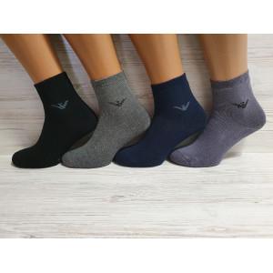 KS1192. Детские махровые носки, средней высоты, IDS.