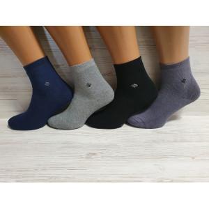 KS1190. Детские махровые носки, средней высоты, IDS.