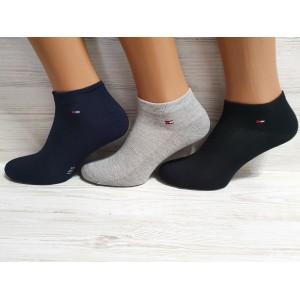 MS1108. Мужские короткие носки с сеткой, IDS.
