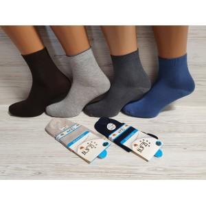 MS1132. Мужские носки, средней высоты, Z&N modal.