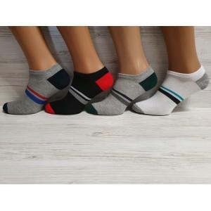 WS1017. Подростковые короткие, хлопковые носки, Kids.