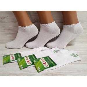 WS1135. Женские бамбуковые, короткие носки, GUMEN.