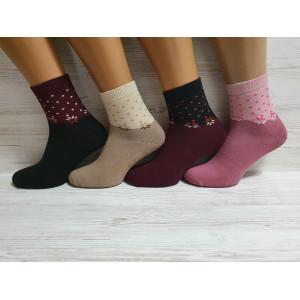 WS1212. Женские махровые носки, средней высоты,  Pier Esse.