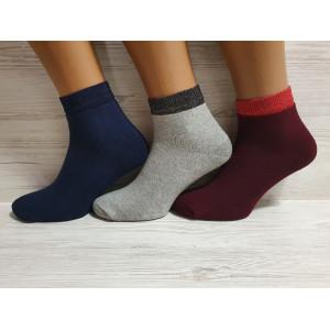 WS1211. Женские махровые носки, средней высоты,  Pier Esse.